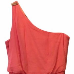Adrianna Papell Coral Formal Dress Size 6  NWT